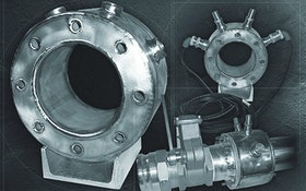 Washdown Pumps - Heated valve collar