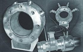 Truck Parts/Components - L. T. & E. heated valve collar