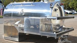 Vacuum Tanks - Arthur Custom Tank LLC, a division of Mid-State Tank Inc., portable restroom unit