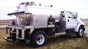 Service Truck Vacuum Tanks - Mid-State Tank Co. service tank