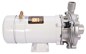 Washdown/Water Pumps - Moro USA DC