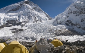 A Mountain of Waste on the World's Highest Peak