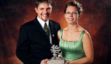 Canadian pumpers take home young entrepreneur award