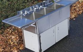 Utility Sinks - NuConcepts deli utility sink