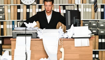 Office Feeling Small? Time to Declutter!