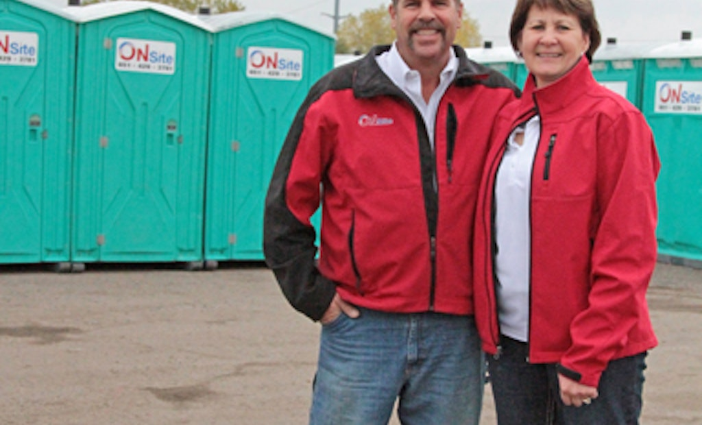Portable Restroom Company Gets New Logo With Student Collaboration