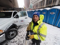 Keep Your Service Technicians Warm With High-Tech Clothing