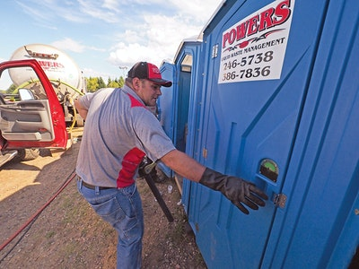 When Something Goes Wrong, Chris Hoppe and His Crew Become Problem-Solvers