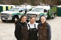 The gals at Cassie's Cans get the job done in Rhode Island