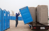 Wisconsin Company Finds Profits in Providing Nationwide Portable Shower Trailers