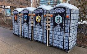 Potter Potties a Huge Success at Calgary Comic Expo