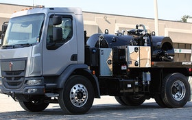 Vacuum Trucks - Presvac Systems portable toilet truck