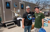For Minister-Turned-Portable Sanitation Professional Lance Olinski, Cleanliness Is Next to Godliness