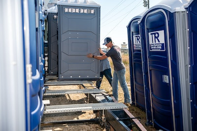 Embrace Online Pricing of Portable Restrooms to Improve Customer Experience