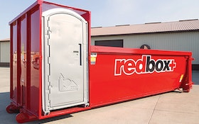 Roll-Off Containers - Redbox+ Unit