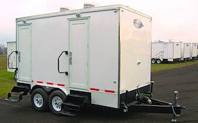 Restroom Trailers - Rich Specialty Trailers Aztec