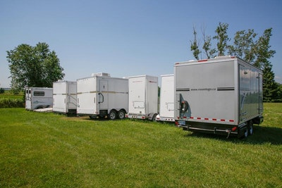 Canada's Room To Go Finds Its Niche In High-End Restroom Trailer Service
