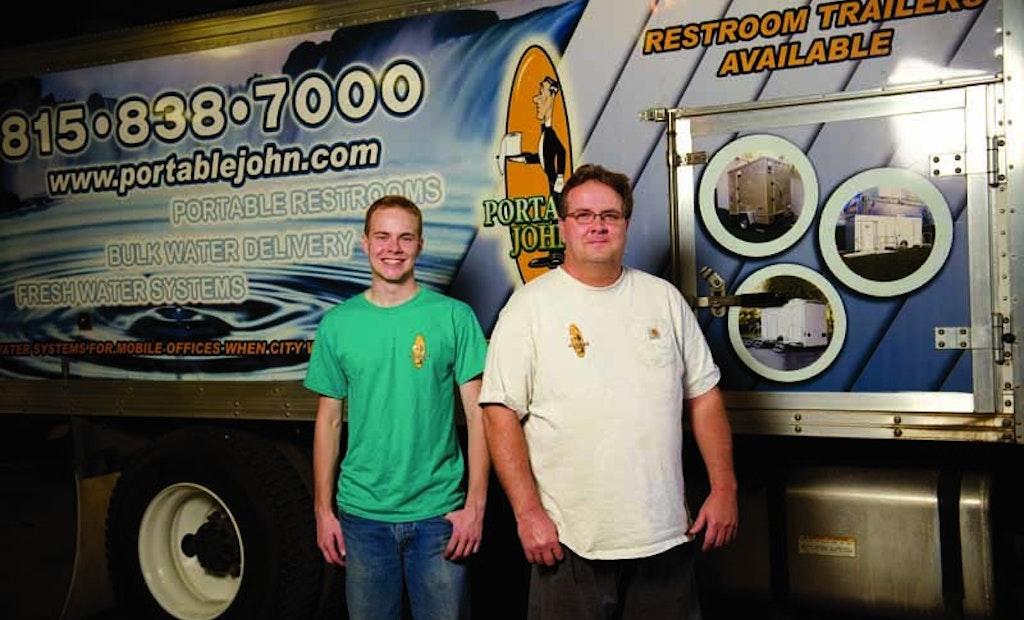 Vinyl Wraps, Purpose-Built Equipment Win Loyal Customers