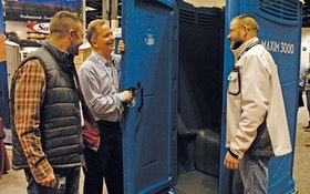 Portable Restroom Updates Bring Added Features