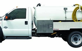 Vacuum Trucks - Satellite Industries MD950