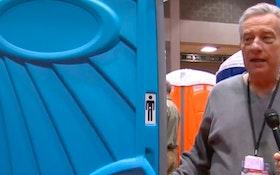 Five Peaks Technology - smooth-finish Glacier portable restroom