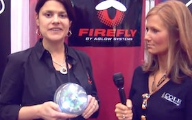 Aglow Systems - Motion-Activated Firefly Solar Light