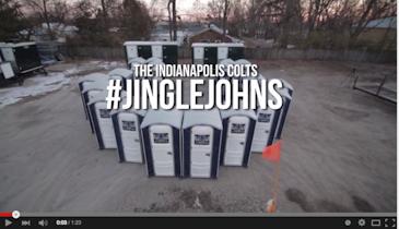 Seasons Greetings From the Jingle Johns