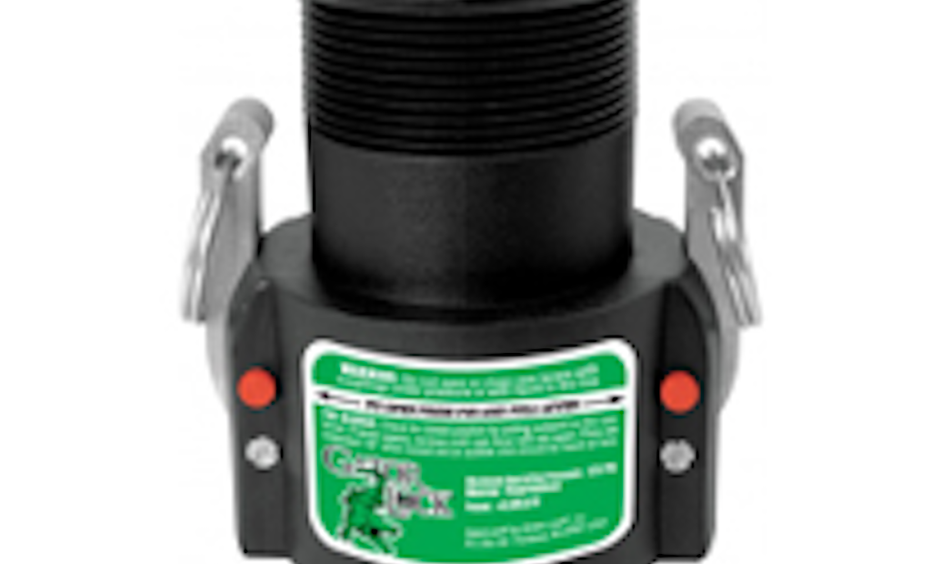 Armstrong Equipment Proud to Announce GatorLock Couplings