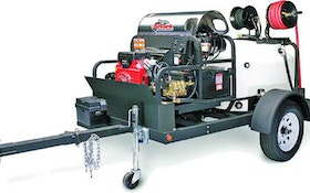 Pressure Washers and Sprayers - Shark Pressure Washers & Jetters TRS-2500
