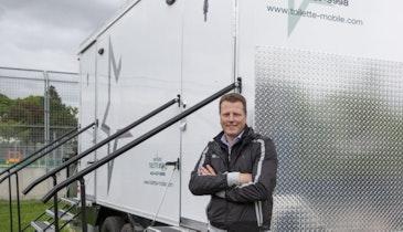 Trade Shows Provide a Crash Course in Portable Sanitation