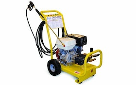 Steam Jenny direct-drive cold pressure washers