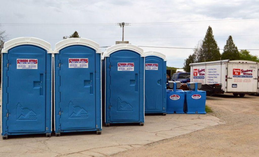 Getting Restrooms Ready for Hibernation