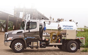 Portable Restroom Operator Stands Behind New Vacuum Truck's Dependability