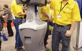 Changing Portable Sanitation Regulations Prompt the New Heated PolyJohn Hand-Wash Station