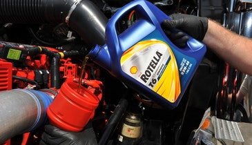 Choosing The Right Engine Oil For Your Fleet And Equipment