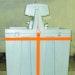 Portable Sinks - T.S.F. Company Tuff-Jon 90-gallon freestanding sink