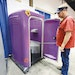Kid-Sized Portable Restroom Receives Raving Reviews at Trade Show