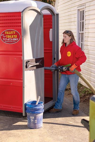Through Portable Sanitation, a Pennsylvania Family Found a Way to Stick Together