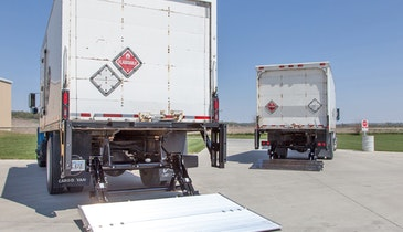 Tuckunder-Style Liftgates Maximize Operator Convenience