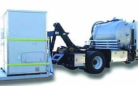 Vacuum Trucks - Vacutrux Hooklift Routrux