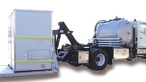 Vacuum Trucks - Vacutrux LTd. Hooklift Routetrux