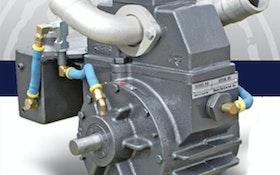 Vacuum Pumps - Elmira Machine Industries / Wallenstein Vacuum Model 151