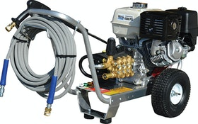 Pressure Washers, Jetters and Sprayers - Water Cannon Inc. - MWBE Water Cannon pressure washers