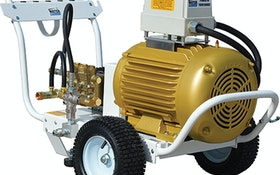 Water Cannon Inc. - MWBE indoor application pressure washers