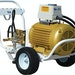 Pressure Washers and Sprayers - Water Cannon Inc. - MWBE indoor application pressure washer