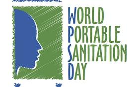 First World Portable Sanitation Day Set for Aug. 15
