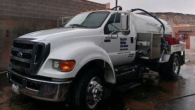 11 Ford F750 P0221