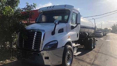 2016 Freightliner Septic Truck