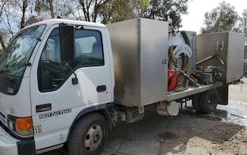 2003 GMC W4500 diesel