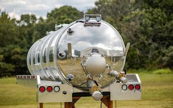 NEW Aluminum Tanks & Trailers